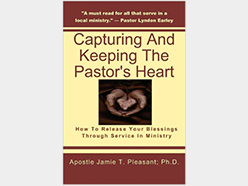 Capturing and Keeping The Pastor's Heart course image