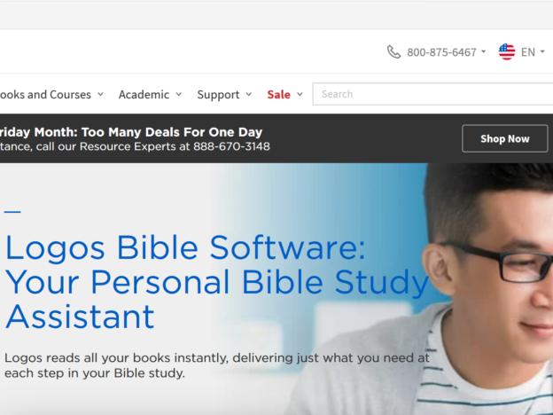 Logos 8 Bible Training course image