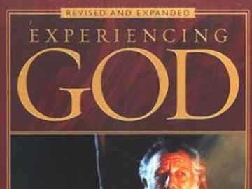 Experiencing God course image